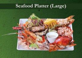Large Seafood Platter